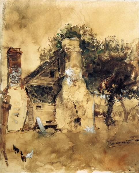 Old Powhatan Cimney